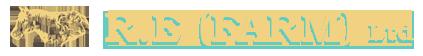 R.E. Farm Logo